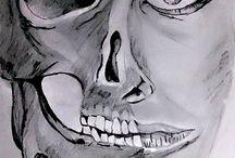Kresby / Život je kreslení bez gumy :)