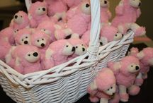 Elodie's Pink Poodle 1st Bday Party!