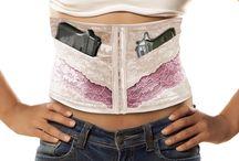 Gun powder & lace