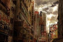 PostApo-mestá