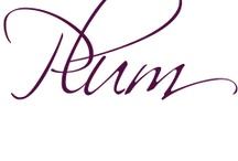 #Plum #Mauve #Purple