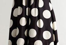 puanlı elbise