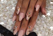 Nails. . .