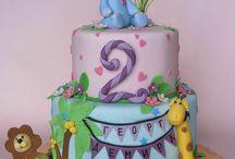 cakes for girls I like