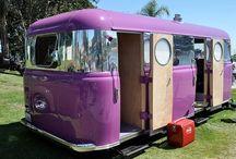 Trailers  & Caravans / vakantie verblyf