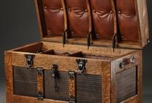 props - box, chest