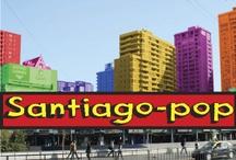 Intro. Diseño Gráfico - Pop Art  / Pop Art en Santiago.  Santiago Centro, Providencia.  Región Metropolitana.  Chile.