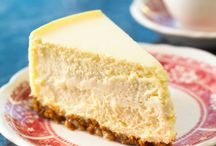 Cheese Cake Recipes / by Robin Sawyers