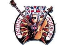 British Rock Symphony / by Never The Bride