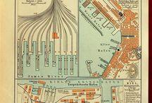 mapy wszelakiej maści
