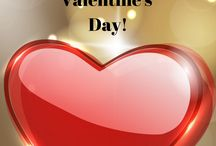 Valentine's day / Please add recipes, crafts and other ideas to celebrate Valentine's day.