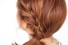 vlasy, pleť