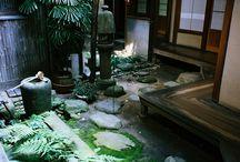 Zen-puutarhat