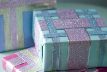 Gift Wrapping / by Stephanie Jamison