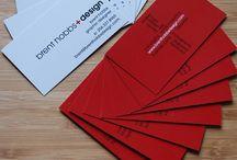 Business Card, Envelope
