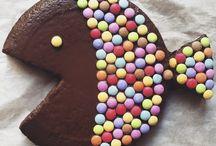 Gâteau anniversaire romane