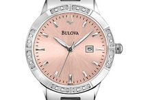 Bulova & Caravelle Watches