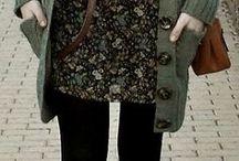 oblečení podzim/zima