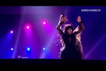 Loreen Euphoria Video / Grand Final - 2012 Eurovision Song Contest.