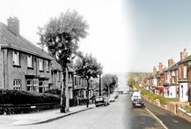 Images of Sheffield Past & Present / Merging the past and the present in Sheffield