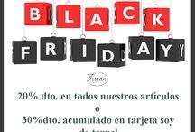 I Black Friday Teruel / Muy contentos con el éxito de la I Edición de Black Friday en Ferrán.