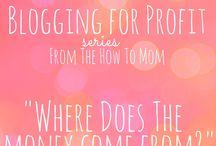 Monetizing Blogging & FB