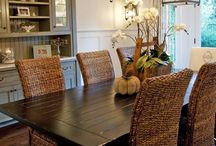 Dining Rooms / by Melissa