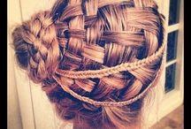 Cool Ladies Hair Braids / by Chris Merrill