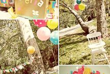 Kids Party Ideas / by Redha Ali