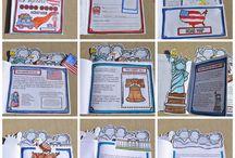 homeschool - history / by Danielle