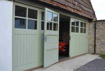 Garage + Workshop