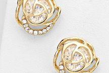Studs / Fine & Fashion stud earrings.