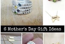 Gift Ideas / Gift Ideas for Mother's Day and for grandparents from kids