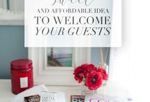 A Home Made for Hosting / by Katelyn James Photography