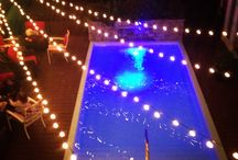 All occasion outdoor lighting / Examples of our outdoor lighting