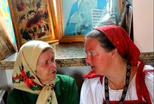 Русский  наряд в прошлом и настоящем / О традициях в одежде