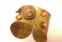 pulsera bronce,cobre
