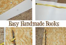 Homemade books / by Charity Rasmussen