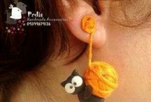 Funny earrings ;)