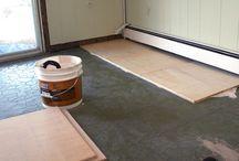 floors / by Kathleen O'Neil