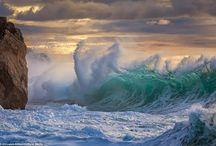 Sea scapes