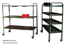 Articoli per calzature: Arredi per magazzino / Sezione del catalogo generale dedicato ad articoli per calzature: Arredi per magazzino. Warehouse Forniture