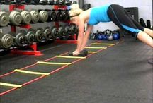 Agility Ladder Workout Ideas