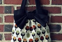 Bags and totes / by Cathy Flaskal