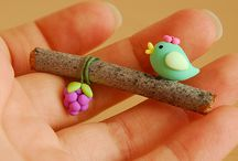 Polymer clay / Fimo