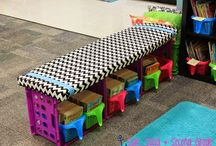 Storage ideas for the kids