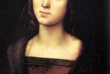 arte - Perugino (1448-1523) / arte - pittore italiano