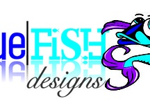 Blue Fish designs / Dare To Be Different!