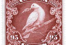 Stamps- Birds