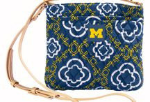 College Branded Purses